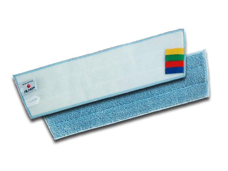 Panno Pavimenti Microfibra.Micro Activa Panno Pavimenti In Microfibra Cm 40 Con Velcro