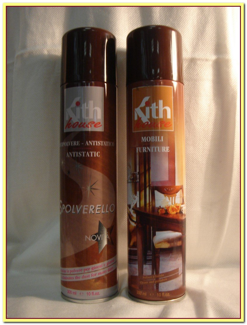 Kith Spolverello Spray Antipolvere Per Mobili Per