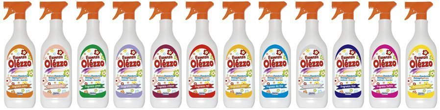 OLEZZO ESSENZA SUPERCONCENTRATA VARIE FRAGRANZE ML. 750